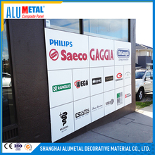 aluminium composite panel/acp garage wall panel