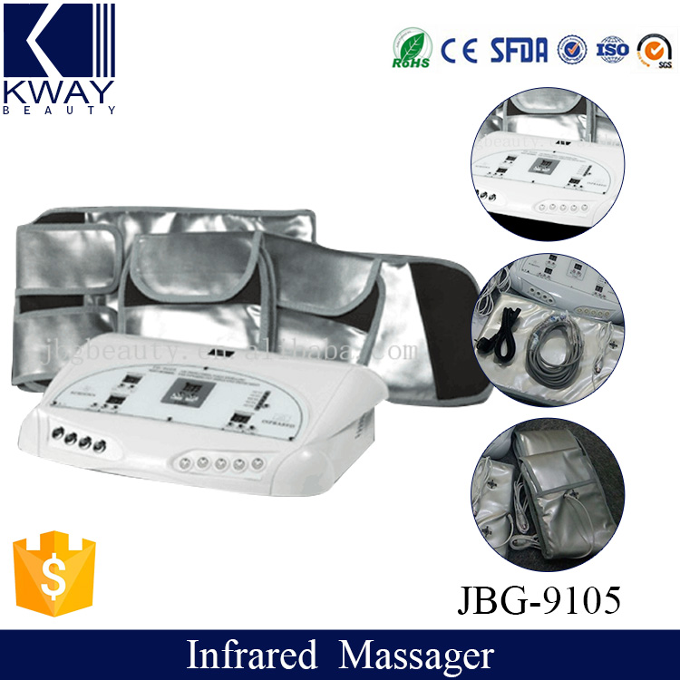 Infrared pressotherapy suit pressotherapy infrared blanket fir thermal slimming machine
