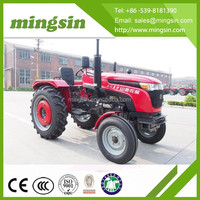 Tractors, 4-wheel tractors, farm tractors 55hp, Model TS550