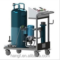 Mobile Oil Filter Cart