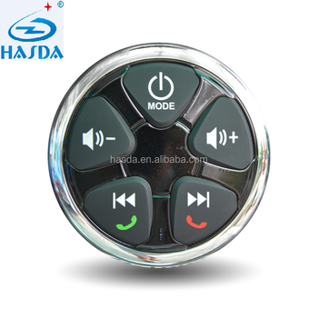 car mp3 player with bluetooth speaker hands free for motorcycle golf cart kitchen sauna spa pool