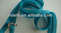 3# 60mm Long Chain closed end Nylon Zipper
