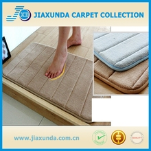 printing on rubber mat /toilet room mats