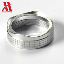 aluminum ring for cnc machining,embossing service,cnc turning service