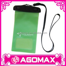 Cheap prices functional cheap waterproof cell phone bag pouch