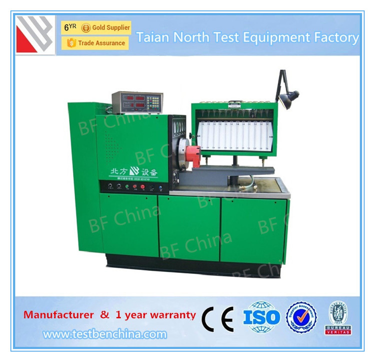 12PSB test bench fuel pump tester diesel engine testing equipment