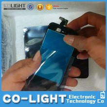 Free Ship OEM Service!! Mobile Phone Parts/for iPhone 4 Parts/Accessories for iPhone 4 lcd with 12 months guarantee