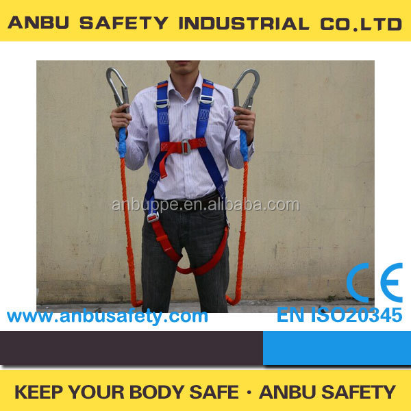 Construction mens body harness