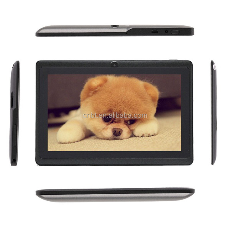 IPS screen 7 inch Q88 Tablet pc Android 5.1 A33 7 Inch Tablet PC Quad Core CPU, Camera, 4GB