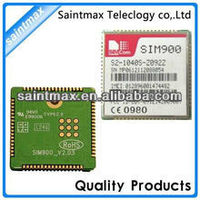 SIMCOM SIM900 gprs/gsm Quad-band 2G module with SMS/MMS /FAX/TTS function play high performance