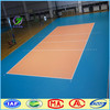10mm indoor protable volleyball court floor BWF pvc vinly floor