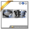 Investment casting stainless steel cap and adaptors
