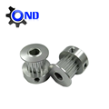 Anodize 3d printed parts timing pulleys