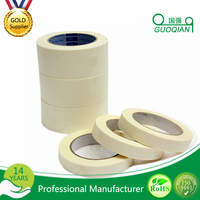 General Used White Customized Decorative Masking Tapes For Paint Decoration
