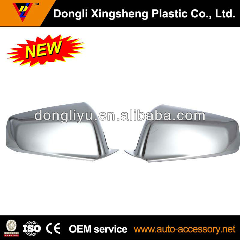 2010-2013 GMC Terrain motorcycle side mirror chrome trim for cars