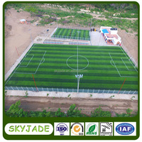 50mm synthetic grass for football soccer field Chinese factory direct