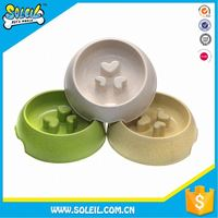 Novelty And Fashion PP Plastic Unique Dog Food Bowls
