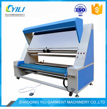 knitted cloth linen curtain fabric inspection machine