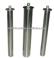 stainless steel water fountain parts