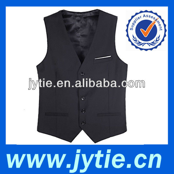 2018 Men Polyester Fashion Vest