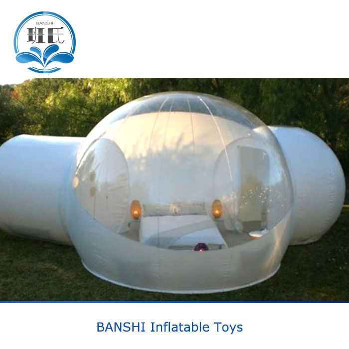 big transparent inflatable clear top party dome <strong>tent</strong> for events