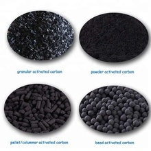 Factory Supply Activated Carbon For Waste Oil/Wastewater Decolorization