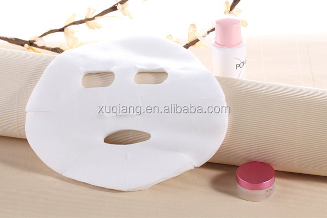 100% Spunlace Nonoeven Bamboo Fabric For Cosmetic and Cleaning use.