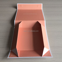 China supplier book shaped cardboard essential oil box