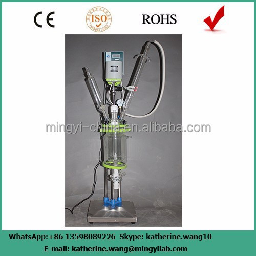 Laboratory pressure vessel reactor with 1-200L to choose