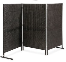 Funcional Folding Cane Door Screen for Public and Home Used