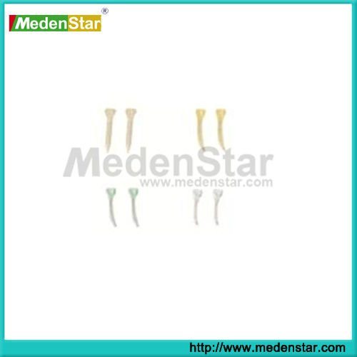 Dental wedges convenient for the forceps to put in the gap DMZ01-B