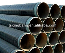 Expoxy coal tar steel pipe for crude oil