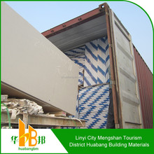 soundproof unit weight gypsum board