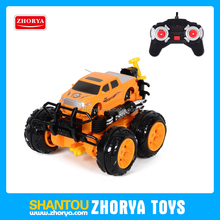 Lorry model R/C vehicle toy engineering toy for boys plastic remote control cars