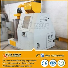 Purity Copper Separate Copper Recovery Granulating Machine