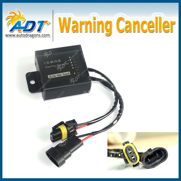 HID warning canceller C1 C2 C2.5 C3.5 C4 C5 C6 Hot selling Car warning Canceller