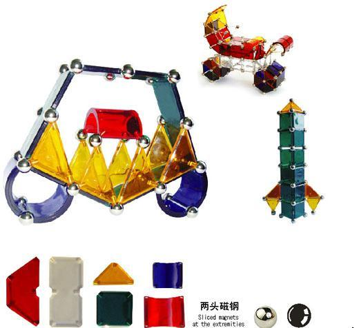 Magnetic Construciton Toy