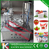 Coffee Capsule Filling Sealing Machine For