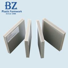 construction & real estate building materials template concrete formwork template pvc wpc shuttering board