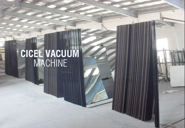 aluminium mirror vacuum coating machine/glass sheets vacuum coating machine/mirror coating