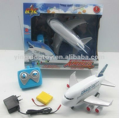 hot sale 4 channel remote control airplane