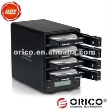 "ORICO 9548RUS3-C 4bay 3.5"" usb3.0 sata hdd raid storage enclosure"