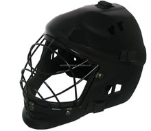 NOCSAE Competetive Advantage Floor Hockey Goalie Helmet With Face Mask In Dongguan