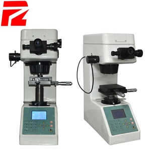 Wholesale 40x29x48cm host size foundry iron material  easy test metal digital micro vickers hardness tester