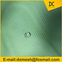100% Polyester Fishing Net Mesh Fabric
