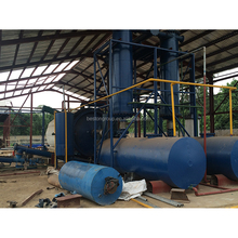 New Condition and ISO Certification Briquette Machine for Tyre Pyrolysis Carbon Black plant