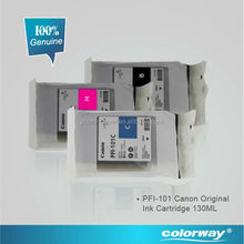 Promotion price Canon PFI-102 Original Lucia Ink cartridge For Canon iPF700/710/720/750/755