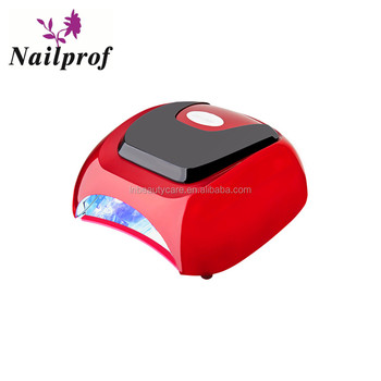 48W high power Nail LED UV lamp Nail lamp365+400nm can cure all nail gel with fan