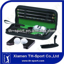 luxury mini office stationery golf putter/gift set