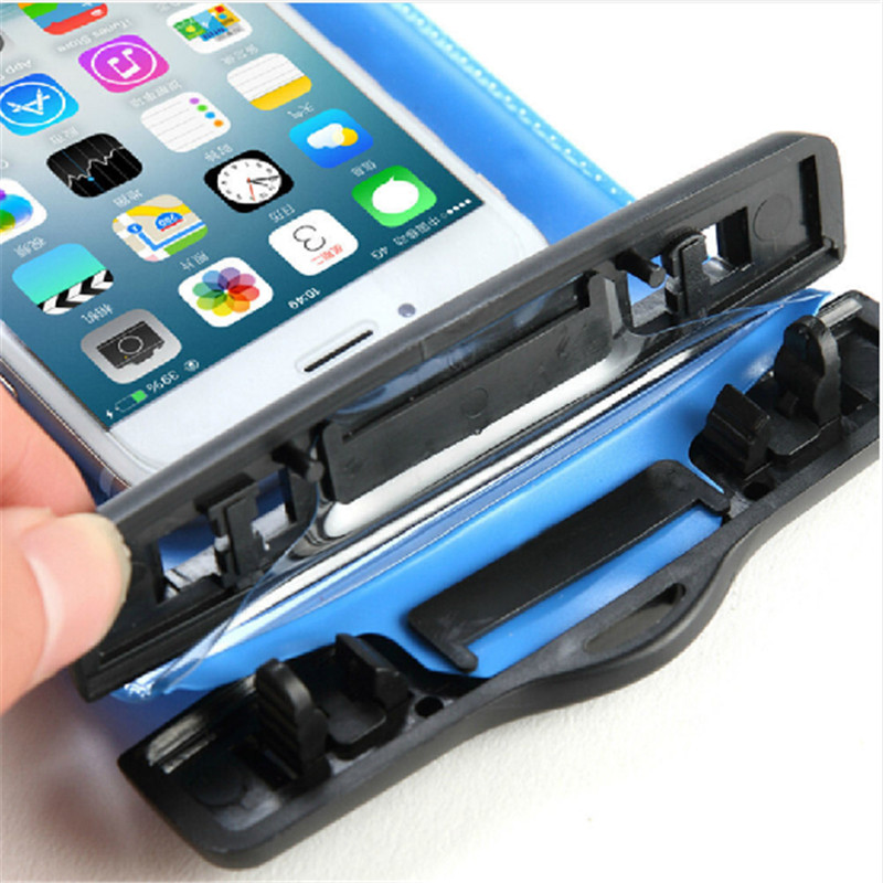 bets selling Universal plastic Sealed Waterproof Bag Pouch Cellphone Smartphone Water Proof <strong>Case</strong> For iPhone 5 6 7 6s 8 plus X